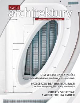 architektura emocji - Świat Architektury