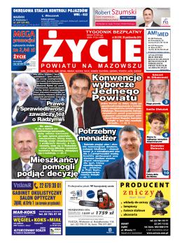 Konwencje wyborcze Jednego Powiatu
