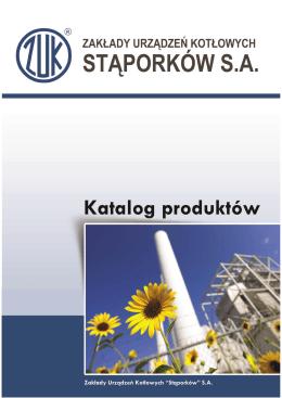 ZUK-Katalog PL - Zakłady Urządzeń Kotłowych ZUK Stąporków SA