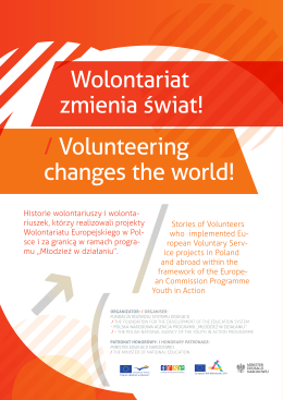 Historie wolontariuszy i wolonta