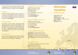 Slovinská republika