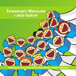 folder - Śpiewający Wrocław
