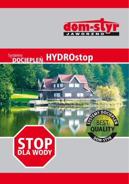 katalog Hydrostop - Dom-Styr