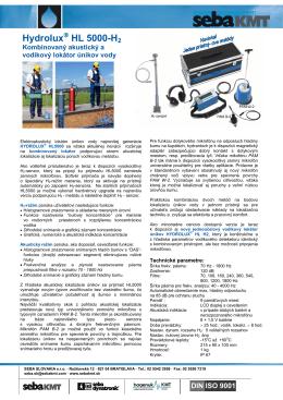 Hydrolux HL 5000-H2