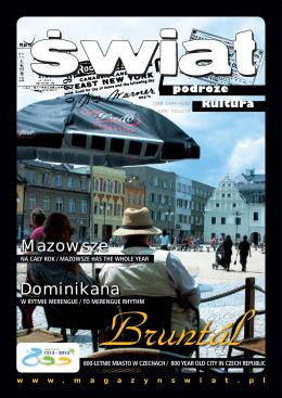 Dominikana Mazowsze - Magazyn Świat