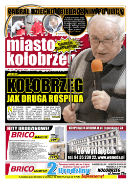 JAK DRUGA ROSPUDA - Miastokolobrzeg.pl
