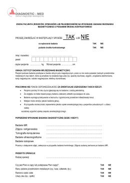 pobierz formularz zgody na badanie