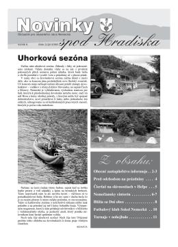 Obecné noviny 2/2008