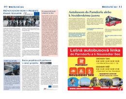 Bratislavský kraj júl 2011 str.10