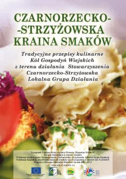 tutaj - Czarnorzecko-Strzyżowska Lokalna Grupa Działania