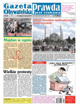 Tutaj - Gazeta Obywatelska