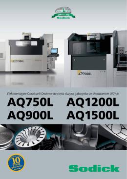 AQ750L AQ900L AQ1200L AQ1500L