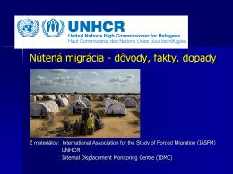 Peter Kresák - Nútená migrácia: dôvody, fakty, dopady
