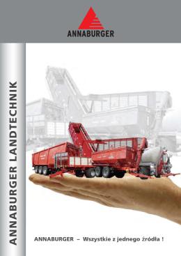 annaburger landtechnik - Annaburger Nutzfahrzeug GmbH