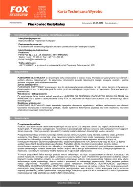 Piaskowiec Rustykalny