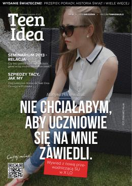 Numer 02 2013/2014 - X Liceum Ogólnokształcące w Poznaniu