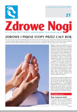 Pobierz pdf - Zdrowe Nogi