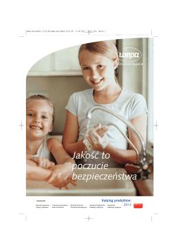 Katalog Wepa Professional