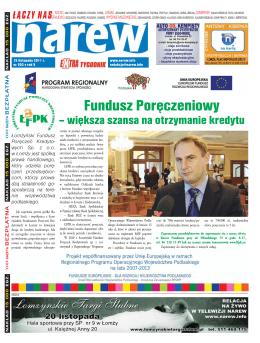 zobacz gazetę - Grupa Medialna Narew