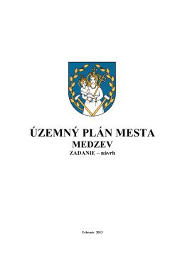 ÚPN Medzev-Zadanie.pdf