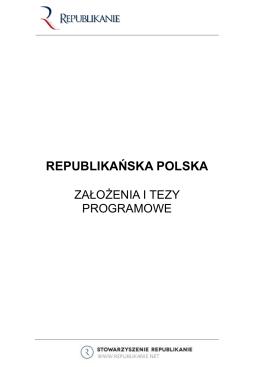 republikańska polska