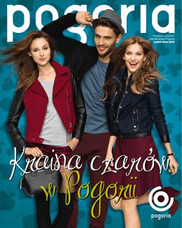 Magazyn Centrum Handlowego Pogoria jesień–zima 2014