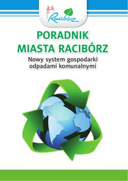 Poradnik segregacji odpadów w Raciborzu