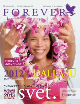 FOREVER 04 2013.indd