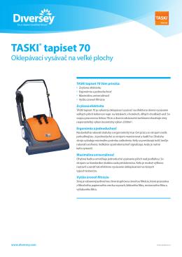 TASKI® tapiset 70