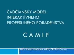 Čadčiansky model interaktívneho profesionálneho poradenstva