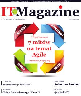 IT Magazine, grudzień 2012 / styczeń 2013
