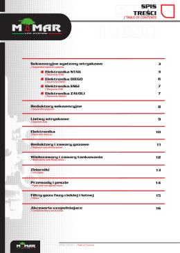 Katalog produktów Mimar