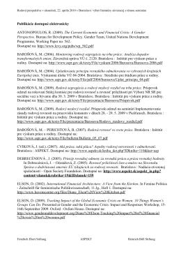 materiál na seminár 22. apríla 2010