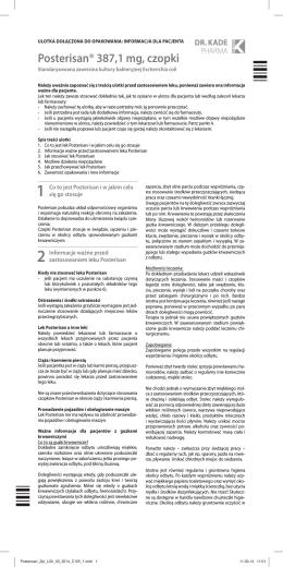 Krążenie i stawy - Suplementy Ponroy