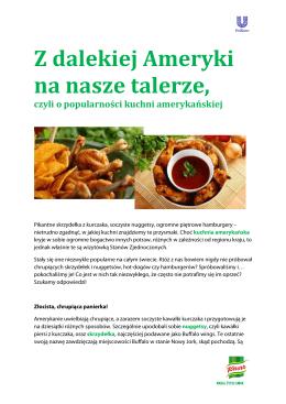 Restauracyjne - Karczma Gęsia Szyja