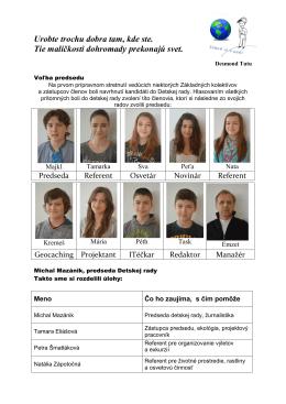 Etapová hra na rok 2015 - DO FÉNIX, Nová Dubnica