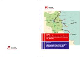 zarys rocznego rozkładu jazdy pociągów