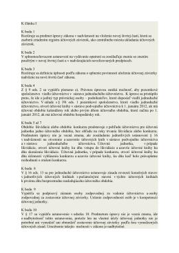 K článku I K bodu 1 Rozširuje sa predmet úpravy zákona v