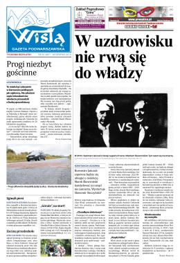 Wiadomości Lokalne - Dzielnica V | Kraków