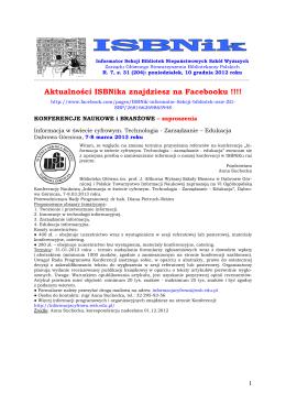 regulamin stypendium