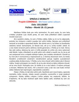 Stela Lončeková - psabuba.edu.sk