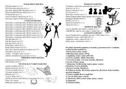 Spevácka skupina DFS Bystrinka (6