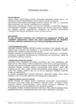 część II - Wzór umowy