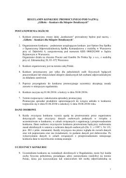 Przedmiot umowy jest częścią projektu