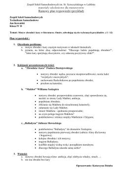 Uniwersytet Śląski w Katowicach str. 1 Wydział Kierunek i poziom