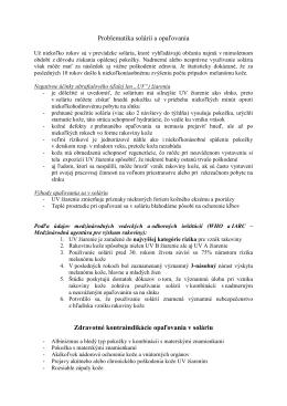 Problematika solárií (pdf, 46 kB)