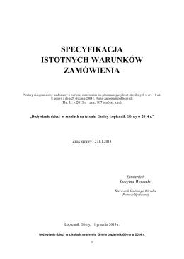 instrukcja do ćwiczenia nr 1 - Dr inż. Andrzej Mitura