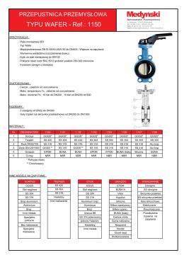 Gazomierz Rotorowy CGR-01 - folder