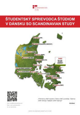 AP degree - Study in Denmark