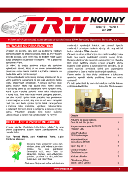 Trw noviny 12
